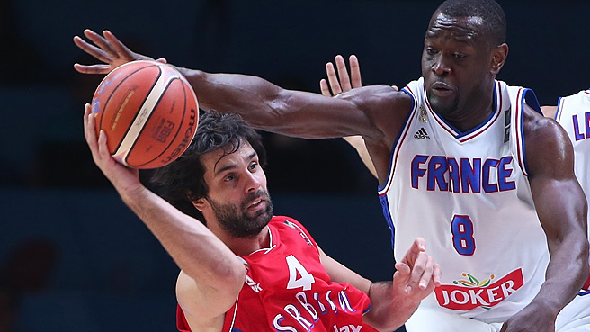 Kahudi Aims To Drown EuroBasket Sorrow At ASVEL